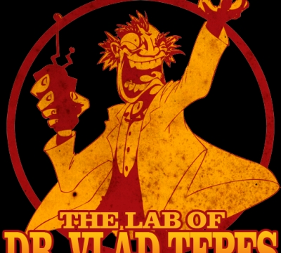 The Lab Of Dr. Vlad Tepes