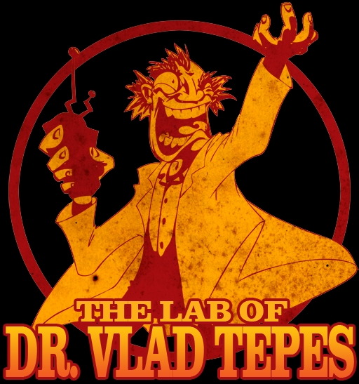 Escape Game The Lab Of Dr. Vlad Tepes, ESCAPERS™. Cairo.
