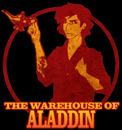 Escape Game The Warehouse Of Aladdin, ESCAPERS™. Cairo.